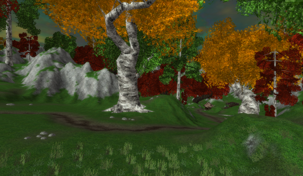 Forest Zone Screen Shot 1
