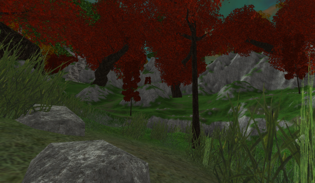 Forest Zone Screen Shot 2