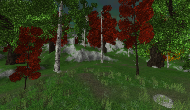 Forest Zone Screen Shot 3