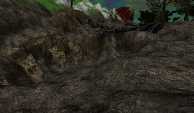 Tar Pits Sub Zone Screen Shot 1