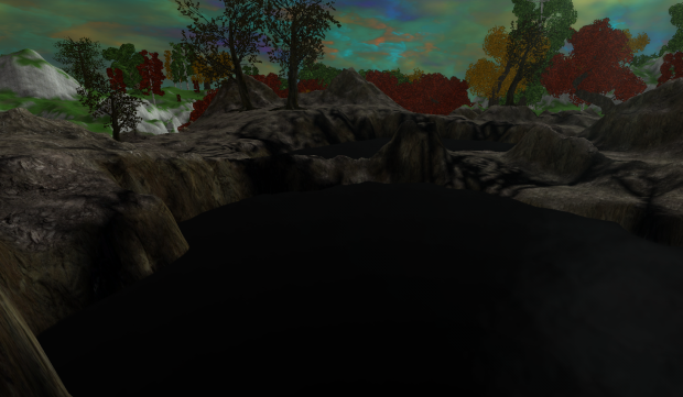 Tar Pits Sub Zone Screen Shot 2