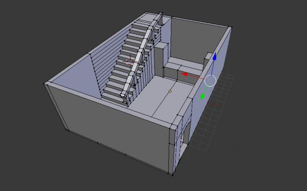 Making Some Buildings(Inn)