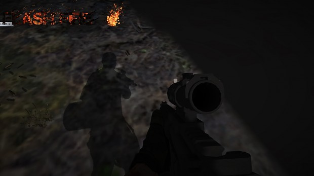 New FPS Camera view