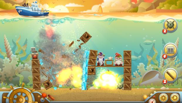 Boom Boat 2 Screenshots