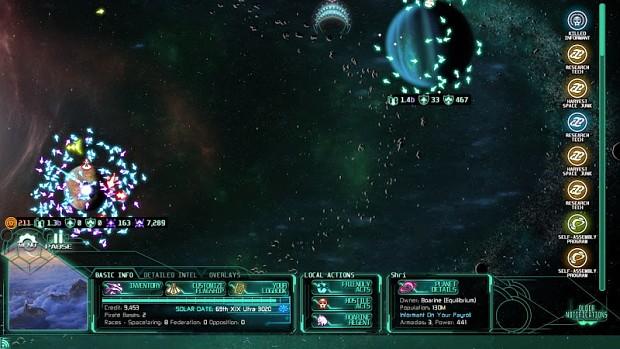 The Last Federation April Screenshots (Part 2)