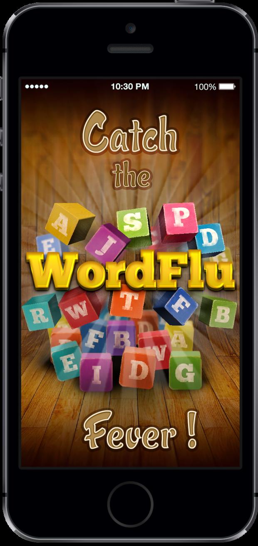 WordFlu - Tetris meets Scrabble