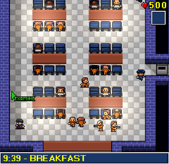 The Escapists - Shots