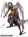 Zombie Angel