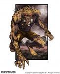 Rabid Werewolves