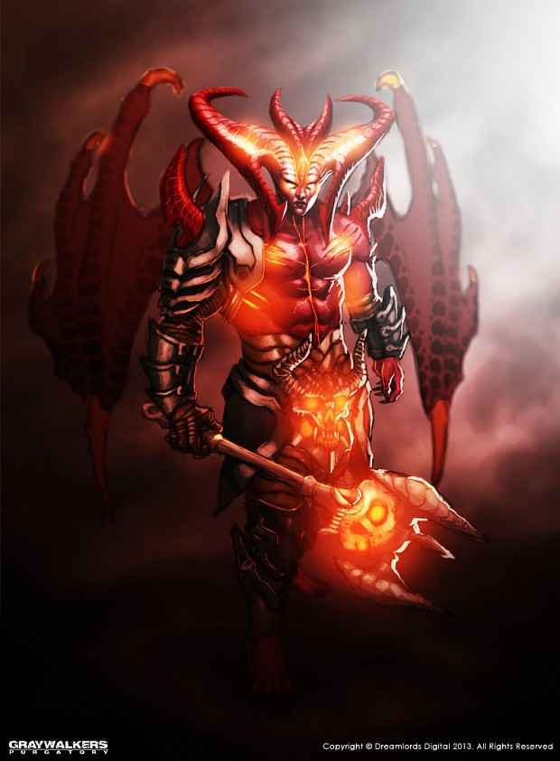 Orcus Image Graywalkers Purgatory Indie Db