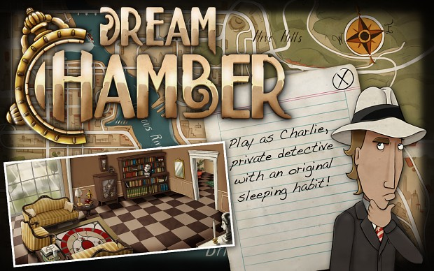 Dream Chamber - Presentation by Screenshots