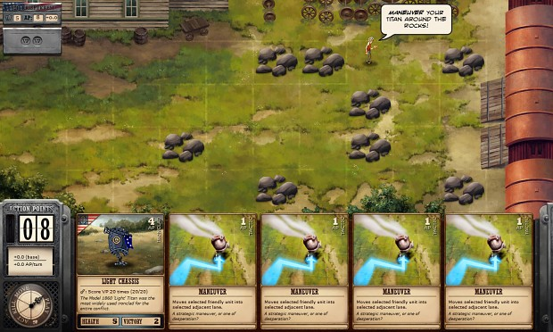 Ironclad Tactics Screenshots