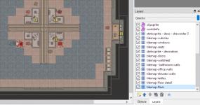 Custom Turnover Level in Tiled