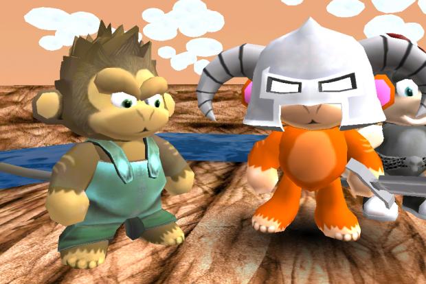 Screen Shots of Actual Gameplay!