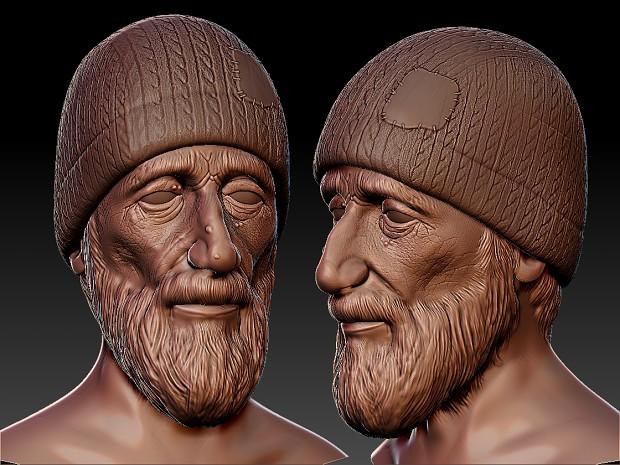 """Making of """"Old Man"""""""