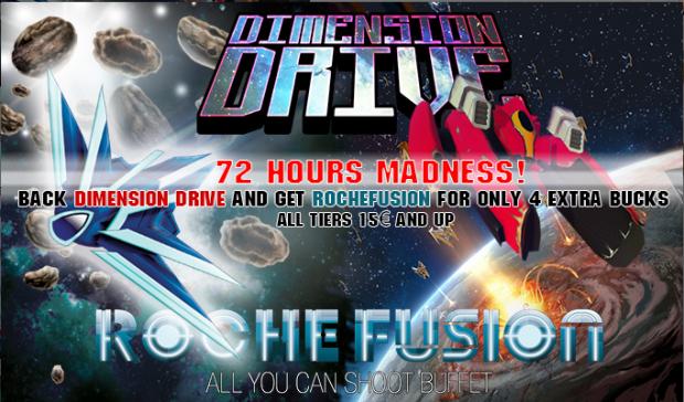 Dimension Drive and Roche Fusion crossover