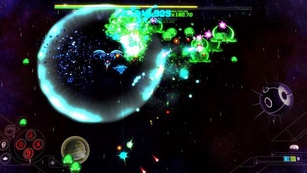 Roche Fusion - Update 1.1 Playtesting Screenshot
