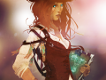 The Western Witch - Female 2