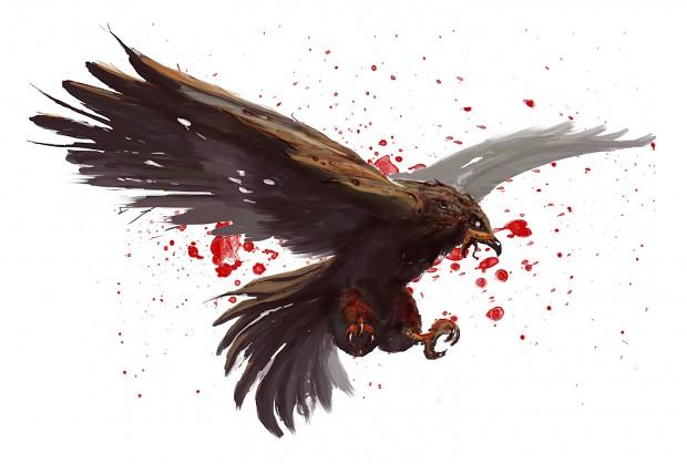 Zombie Golden Eagle