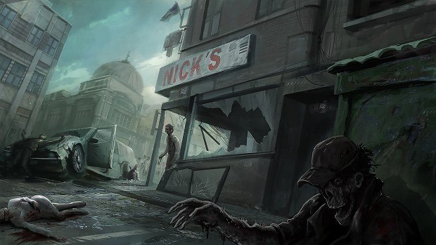 Zombie Survival RPG concept art image - Indie DB