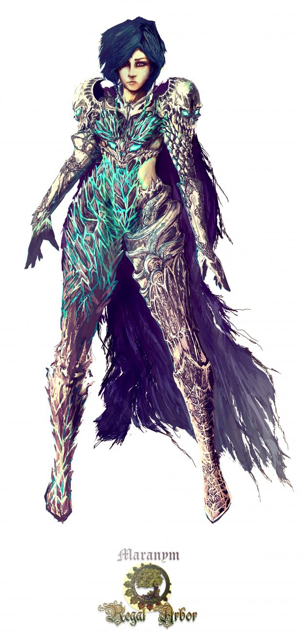 Mara, main character