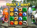 Match 3 Quest (MMO, RPG, TCG puzzle)
