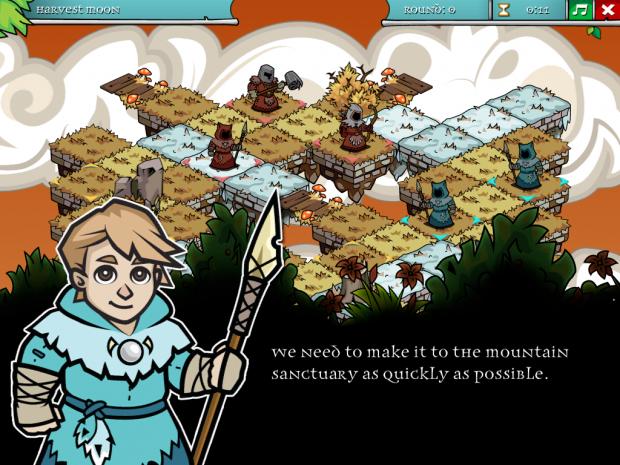 Aldenfalle and Wintermourn Alpha screenshots