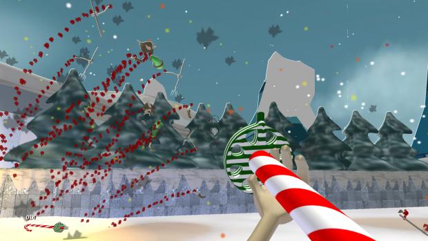 Actual Game Play Screenshots