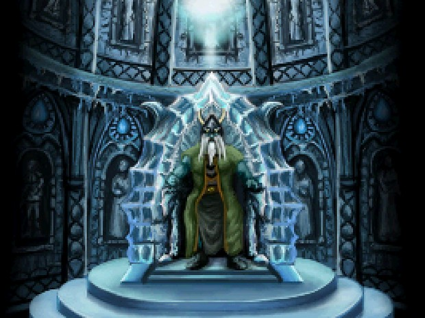 Heroine's Quest: Egther the Frost Giant
