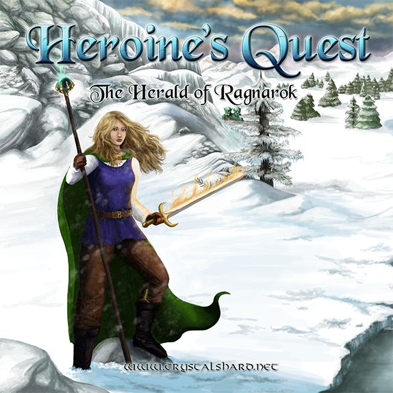 Heroine's Quest - Now released!