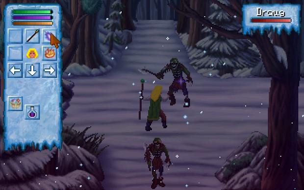 Heroine's Quest screenshot