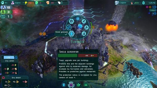 Planetary Power Shield