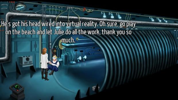 Quasar screenshot