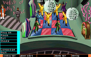 Infinite Monkeys screenshot