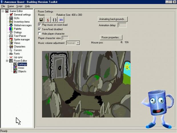 META screenshot