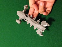3D Printout of Krex