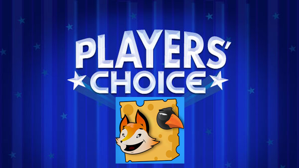 BEST UPCOMING APP OF 2013 PLAYERS CHOICE
