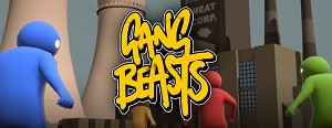 Revised Gang Beasts logo graphic