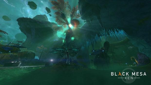 Black Mesa: Xen