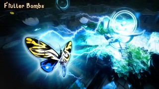Flutter Bombs - Achievement - Go Toward The Light