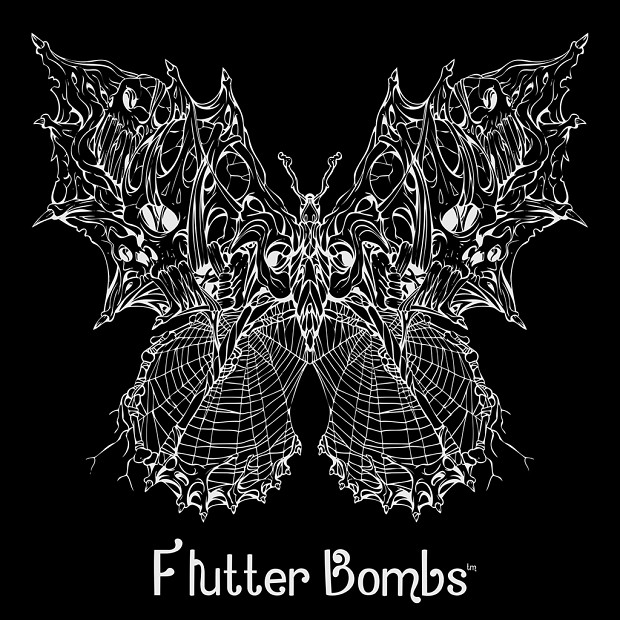Flutter Bombs - Concept Wingset