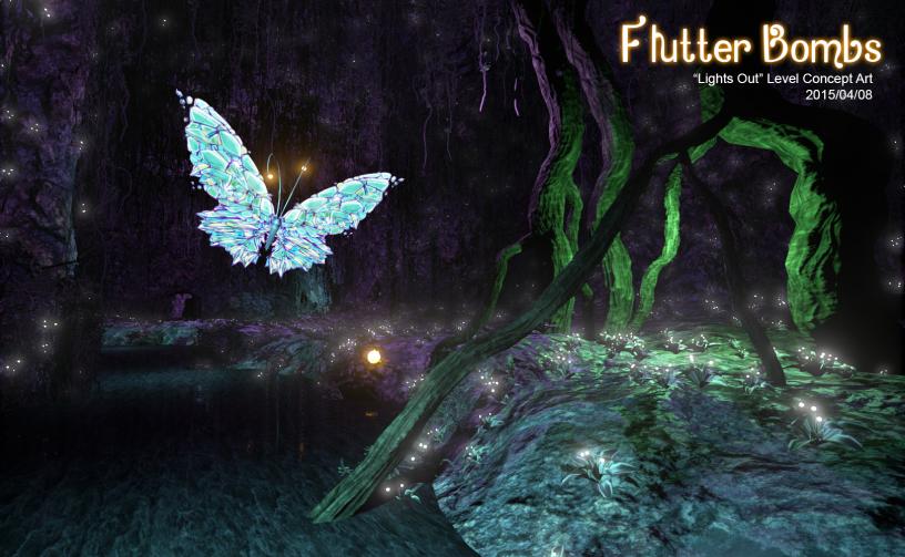 Flutter Bombs :: Lights Out