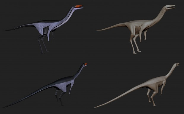 Gallimimus update image - The Stomping Land - Indie DB