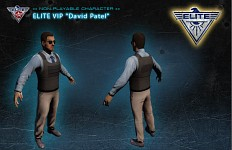 Elite VIP David Patel