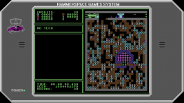 Quarries Of Scred - Update 005 - Ingame 001 [C64]