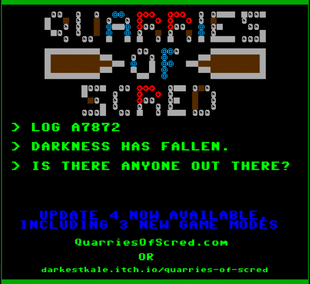 Quarries of Scred - Update 004
