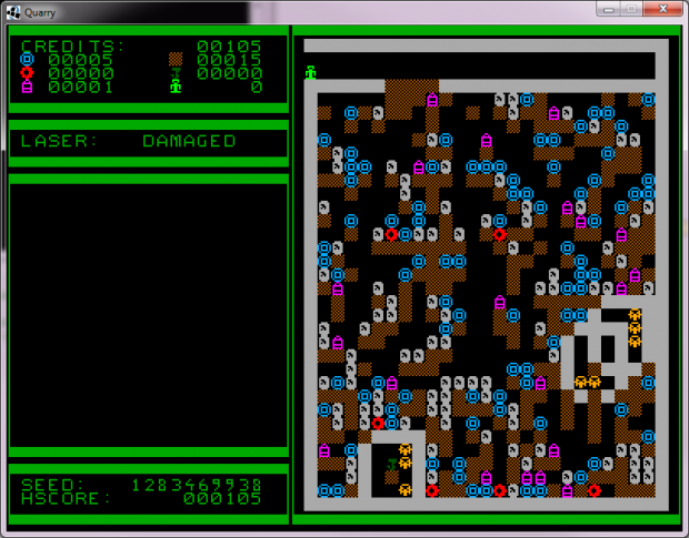 Quarries of Scred - Development progress 009