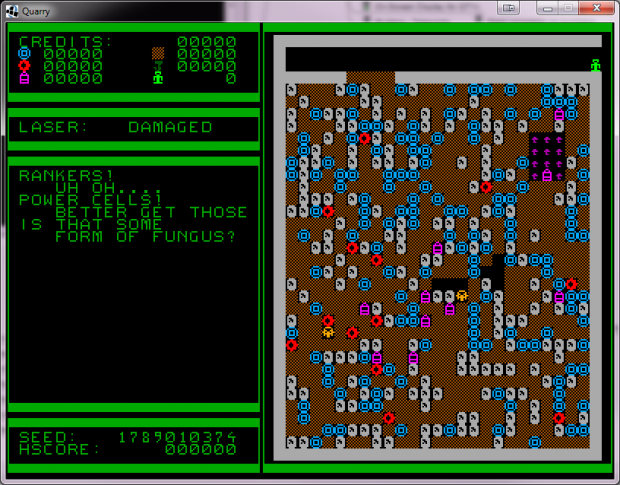 Quarries of Scred - Development Progress 013