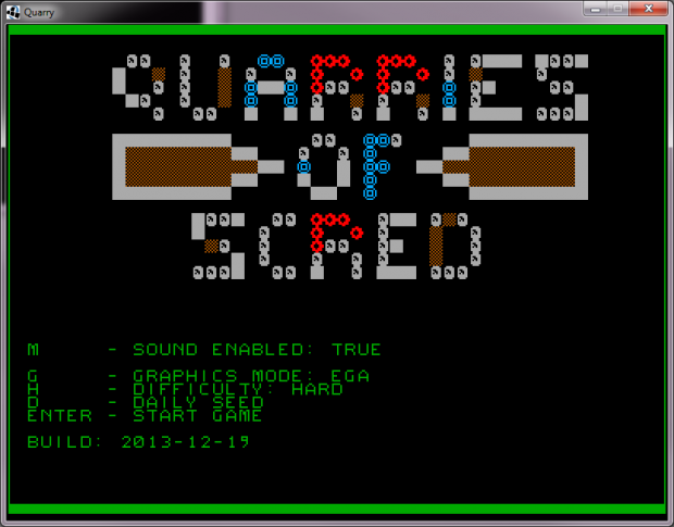 Quarries of Scred - Development Progress 014