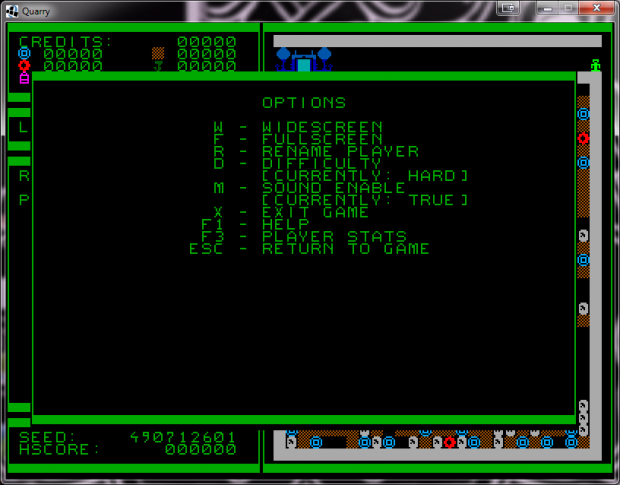 Quarries of Scred - Development Progress 016